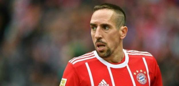 Dos opciones se abren para Ribéry.