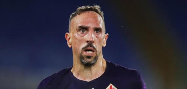 Ribery podría cambiar de club en Italia / Cadenaser.com