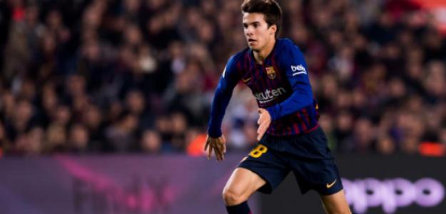 "La importancia de Riqui Puig entre líneas para el FC Barcelona ""Foto: Mundo Deportivo"""