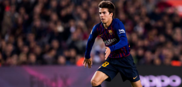 """Riqui Puig es el fichaje del FC Barcelona para su centro del campo """"Foto: Sport"""""""