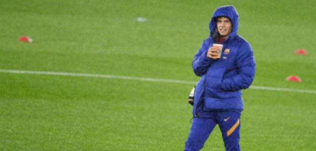 """""""La complicada situación de Riqui Puig en el Barça. Foto: Getty Images"""""""