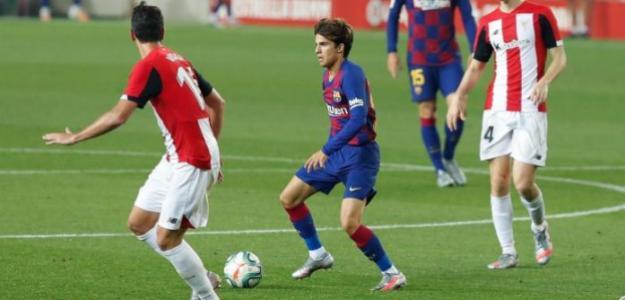 ¿Por qué Riqui Puig fue el MVP del partido contra el Athletic? | FOTO: FC BARCELONA