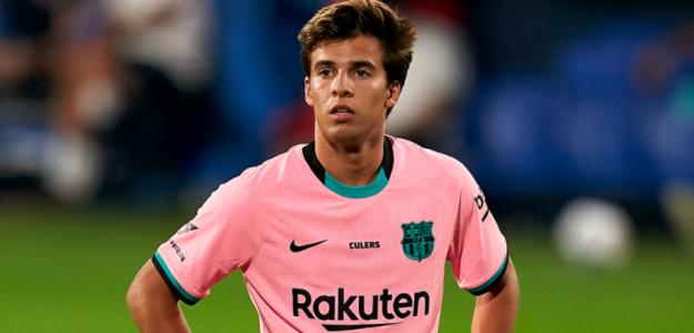 La primera oferta que recibe el Barça por Riqui Puig | FOTO: FC BARCELONA
