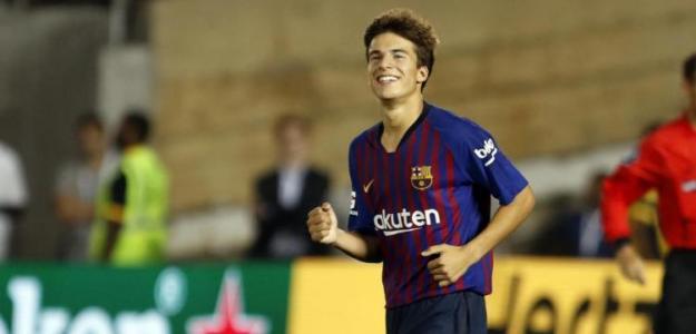 Las dudas del Barcelona con la renovación de Riqui Puig