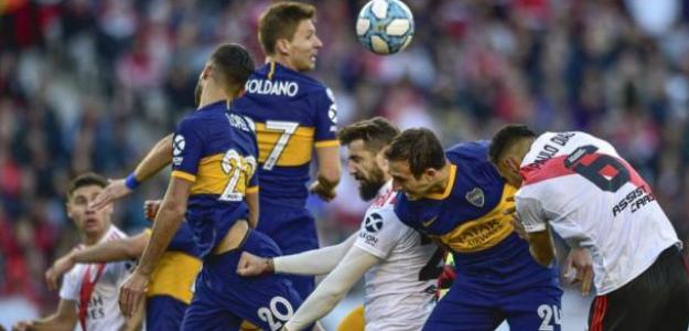 """El ídolo de Boca Juniors que pudo jugar en River Plate """"Foto: TNT Sports"""""""