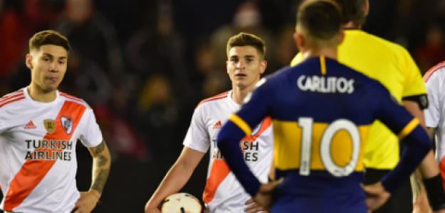 """¡Insólito! El portero que negoció con Boca y River pero no fichó por ninguno """"Foto: Olé"""""""