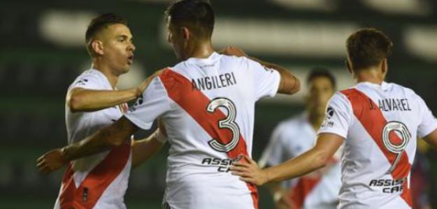 """Los 4 fichajes que medita River Plate para este 2021 """"Foto: Olé"""""""