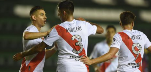 """El jugador que ha solicitado su salida de River Plate """"Foto: Olé"""""""