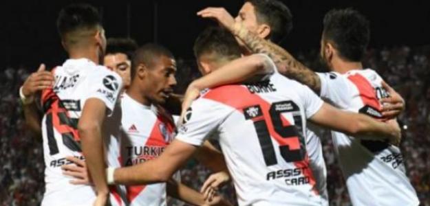 """Un mito de River Plate podría regresar """"Foto: TyC Sports"""""""