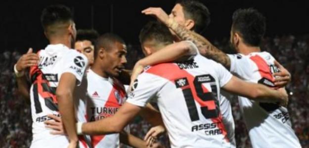 "¿Otra salida cercana en River Plate? ""Foto: Olé"""