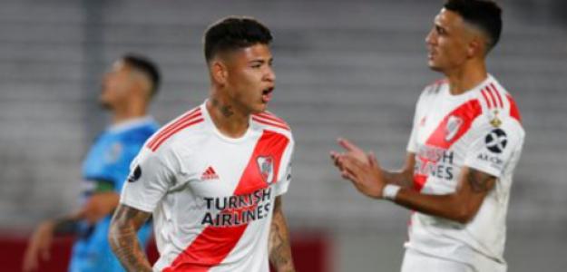"""River Plate recibió un ofertón del fútbol europeo por una de sus estrellas """"Foto: TNT Sports"""""""