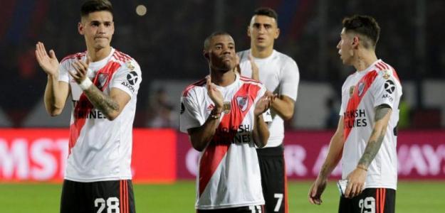 Tres cracks de River llaman a la puerta del fútbol europeo