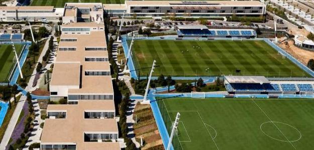 Ciudad deportiva de Valdebebas / Real Madrid.