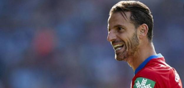 """El Levante confirma el fichaje de Roberto Soldado """"Foto: Marca"""""""