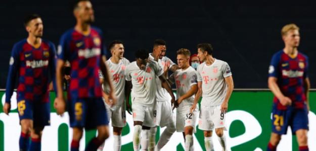 """El Bayern de Múnich arrebata otro fichaje que encantaba al FC Barcelona """"Foto: El País"""""""