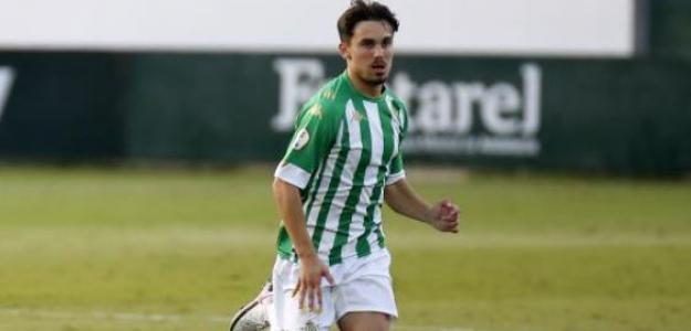 """Fichajes Betis: El recambio de Nabil Fekir está en casa y se llama Rodri Sánchez """"Foto: El Desmarque"""""""