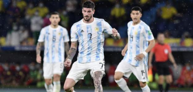 Rodrigo de Paul, a un paso del Atlético de Madrid