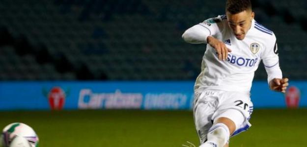 Rodrigo Moreno se une a la lista de opciones del Atlético de Madrid
