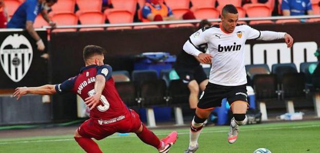Rodrigo Moreno entra en la agenda del Leeds de Bielsa   FOTO: VALENCIA