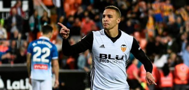Razones del Atlético para descartar el fichaje de Rodrigo / Twitter