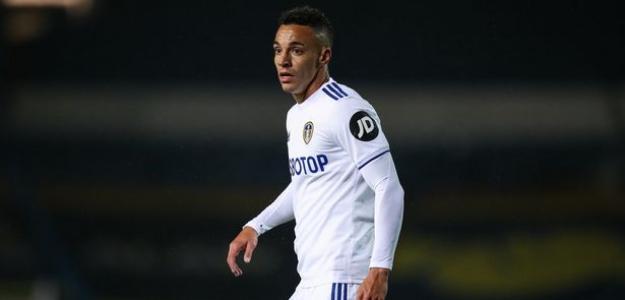 Rodrigo Moreno, un desastre de 30 millones en el Leeds United