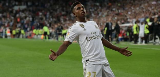 Un histórico mediocentro brasileño cree que Rodrygo es el futuro del Madrid | Foto: OK Diario