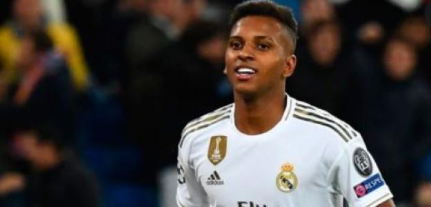 """Fichajes Real Madrid: Los 3 equipos que quieren a Rodrygo Goes """"Foto: FCB Noticias"""""""