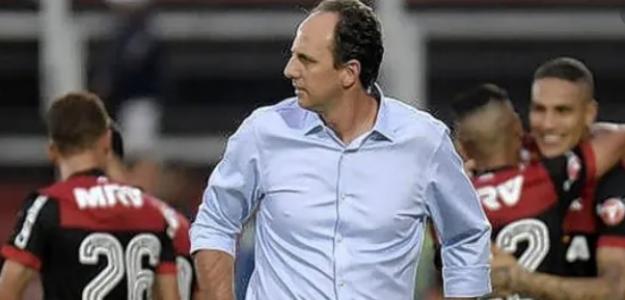"""Rumores de despido para Rogerio Ceni en Flamengo """"Foto: Diario Santa Fé"""""""
