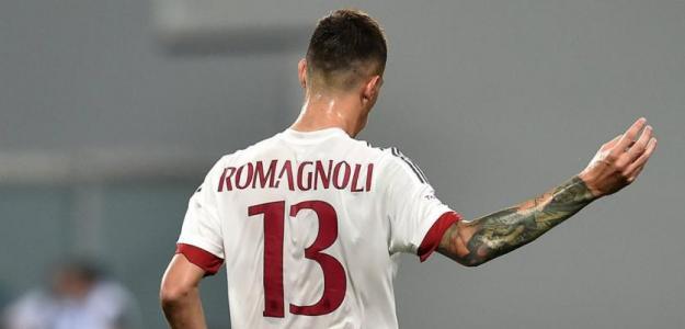 Romagnoli descarta su salida del AC Milan