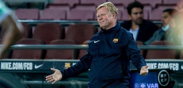 Koeman y los entrenadores destituidos por el Barça - Foto: Diario Sport