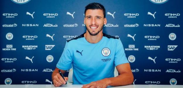 OFICIAL: Rúben Dias, nuevo fichaje del Manchester City