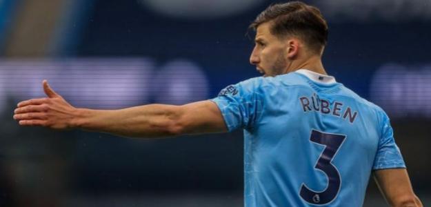 OFICIAL: Rúben Dias renueva hasta 2027 con el City