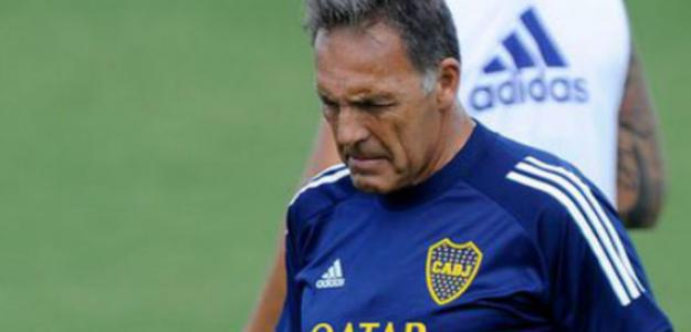 """Los 3 errores de Russo frente a Santos que costaron la eliminación de Boca Juniors """"Foto: Olé"""""""