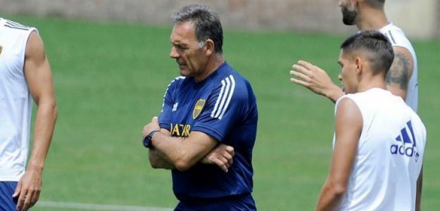 Moreno Martins, otro ariete en la órbita de Boca Juniors