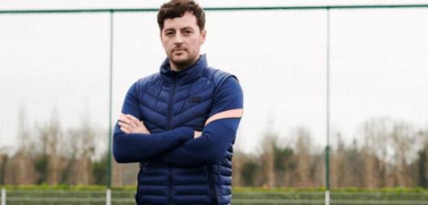 """¿Quién es Ryan Mason? Descubrimos al relevo interino de Mourinho en los Spurs """"Foto: Álvaro de Grado"""""""