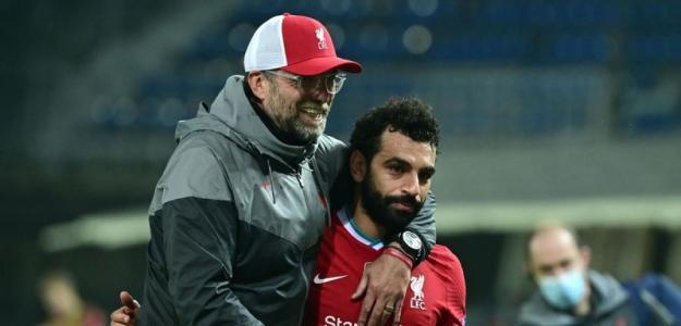 Nuevo movimiento de Salah para abandonar el Liverpool. Foto: empireofthekop.com