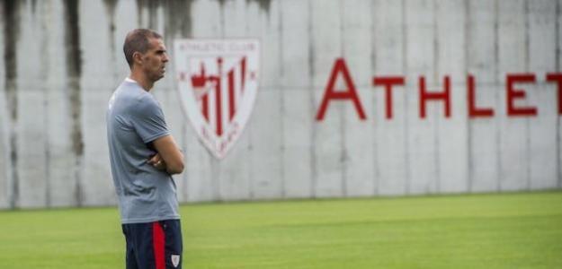 La urgente petición de Garitano al Athletic en el mercado / Twitter