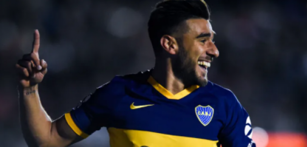 """Boca Juniors: la duda de Salvio y las variantes de Russo para la Libertadores """"Foto: Olé"""""""