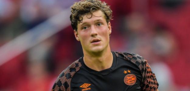 """La Atalanta ficha a Sam Lammers, la promesa del PSV """"Foto: Transfermarkt"""""""