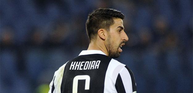 Tottenham y Everton tienen un nuevo competidor por Khedira. Foto: sportpaper.it