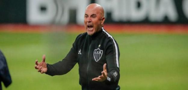 Sampaoli, el elegido del Olympique de Marsella / Elintra.com