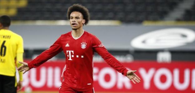 Leroy Sané, el primer gran problema de Nagelsmann en el Bayern