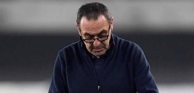 Las tres razones del fracaso de Maurizio Sarri en la Juventus