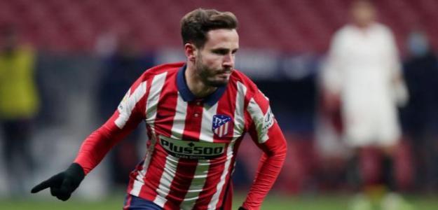 Se desbloquea la llegada de Saúl al Barcelona