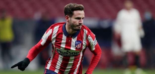 La dura rajada de Saúl tras su salida del Atlético