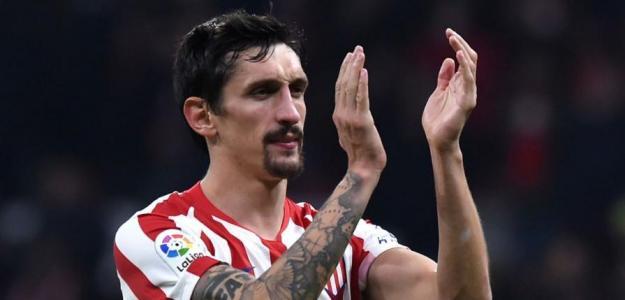La felicidad de Savic por su regularidad en el Atlético de Madrid