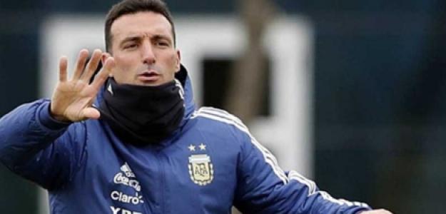 """Dos novedades en el once de la Selección Argentina """"Foto: Olé"""""""