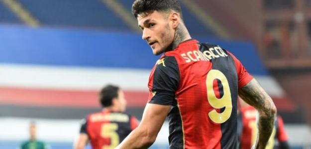 Los tres equipos de la Serie A que pelean por el fichaje de Scamacca