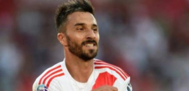 """Se abre una vía para que Scocco siga en River Plate """"Foto: AS"""""""