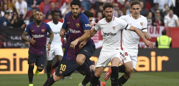 Sergi Gómez apura sus opciones hasta el final de mercado / Sevilla FC